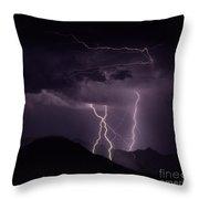 Lordsburg     New Mexico Throw Pillow
