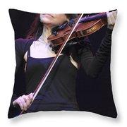 Lorenza Ponce Throw Pillow