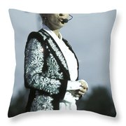 Lorrie Morgan Throw Pillow