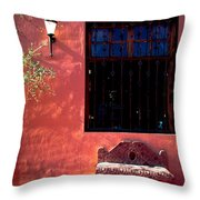 Los Mexico Throw Pillow