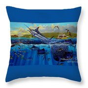 Los Suenos Throw Pillow
