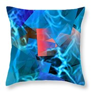 Lose Myself Throw Pillow