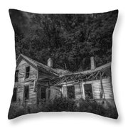 Lost And Alone Throw Pillow