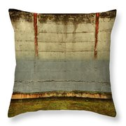 Lost And Empty Throw Pillow