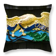 Lost Art Throw Pillow