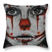 Lost Hope Throw Pillow