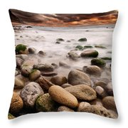 Lost In A Moment Throw Pillow by Jorge Maia