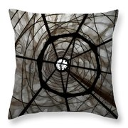 Lost In Dream Time Throw Pillow