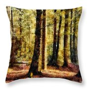 Lost In No Where Throw Pillow