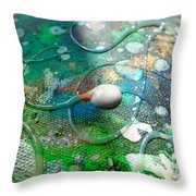 Lost In Space 2 Throw Pillow