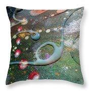 Lost In Space 6 Throw Pillow