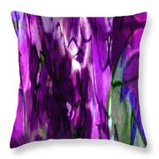 Lost In The Marketplace Throw Pillow