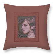 Lost Inside Of You Throw Pillow