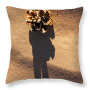 Lost Pine Throw Pillow