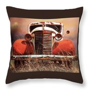 Lost Power Restored Throw Pillow
