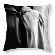 Lost The Mind Throw Pillow