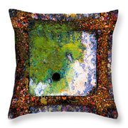Lot Number 8 Of The Universe Throw Pillow
