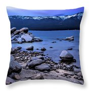 Lots Of Rocks Throw Pillow