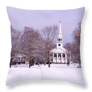 Lots Of White Throw Pillow