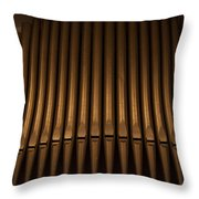 Loud Pipes Saves Lives Throw Pillow