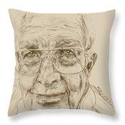 Louis Throw Pillow