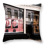 Louis Vuitton 04 Throw Pillow