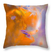 Louisiana Crab Boil Throw Pillow