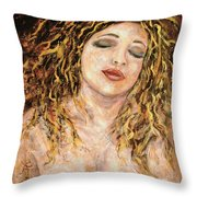 Love And Desire Throw Pillow