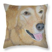 Love And Devotion Throw Pillow