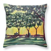 Love Bagh Throw Pillow