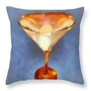 Love Cocktail Throw Pillow