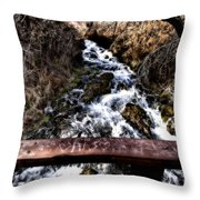 Love Engraved V3 Throw Pillow
