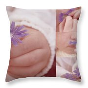 Love Giving Multi Dypthic - 01 Throw Pillow