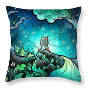 Love Goes On Throw Pillow