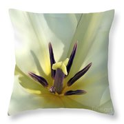 Love Grows Within Throw Pillow