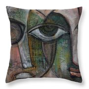 Love. I Remember You This Way Throw Pillow