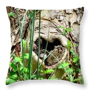 Love In All Things Throw Pillow