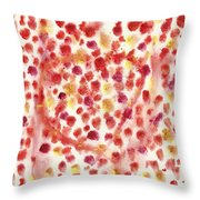 Love In Colours Throw Pillow