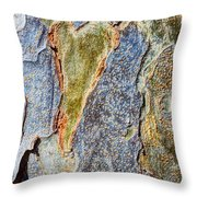 Love In The Abstract  Throw Pillow