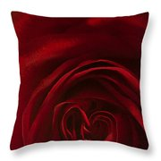 Love In The Rarest Form Throw Pillow