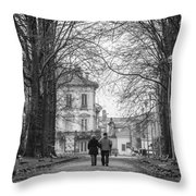 Love Knows No Age Throw Pillow