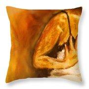 Love Me Now - Closer Throw Pillow