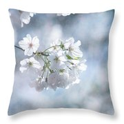 Love Must Be Throw Pillow