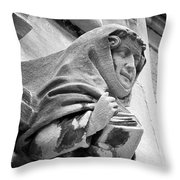 Love Of Knowledge No.2 U Of C 2009 Throw Pillow