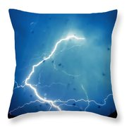 Love Over Gold Throw Pillow