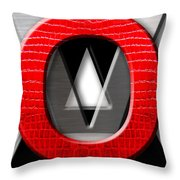 Love Over Hate Part 2 Throw Pillow