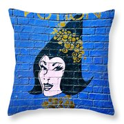 Love Potion Diagon Alley Throw Pillow