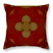 Love Receiver Throw Pillow
