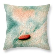 Love Rocks Throw Pillow