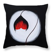 Love Story 3 - The End Throw Pillow